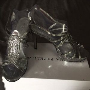 Adrianna Papell High Heels/Prom Heels